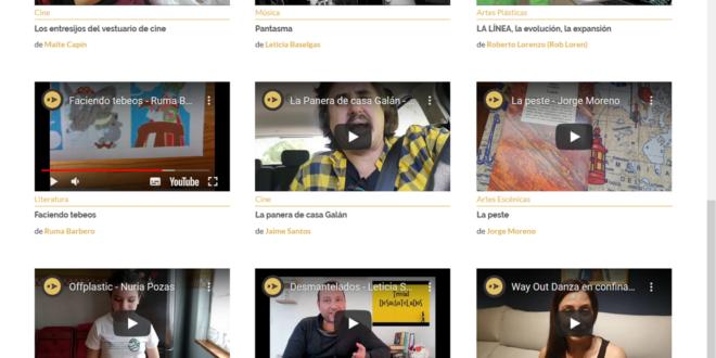 Los artistas abren sus talleres. Nos asomamos desde 'Asturies, cultura en rede'