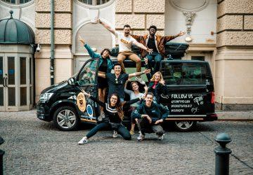 Llega Road Trip Project 2019: dos equipos recorrerán -y nos contarán- cómo es Europa. Abierto a solicitudes