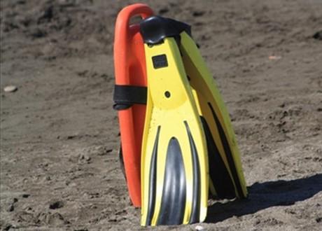 Selección de socorristas para las playas de Villaviciosa