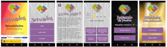 """Conoce """"Sexuados"""", una app del proyecto educativo «Sexualidades»"""