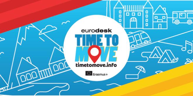 Concurso de diseño de camisetas 'Time to move'